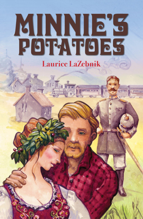Minnie's Potatoes Book Cover